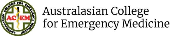 Australasian College for Emergency Medicine (ACEM) logo