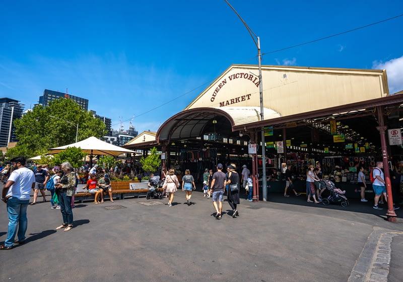 Explore the Queen Victoria Market