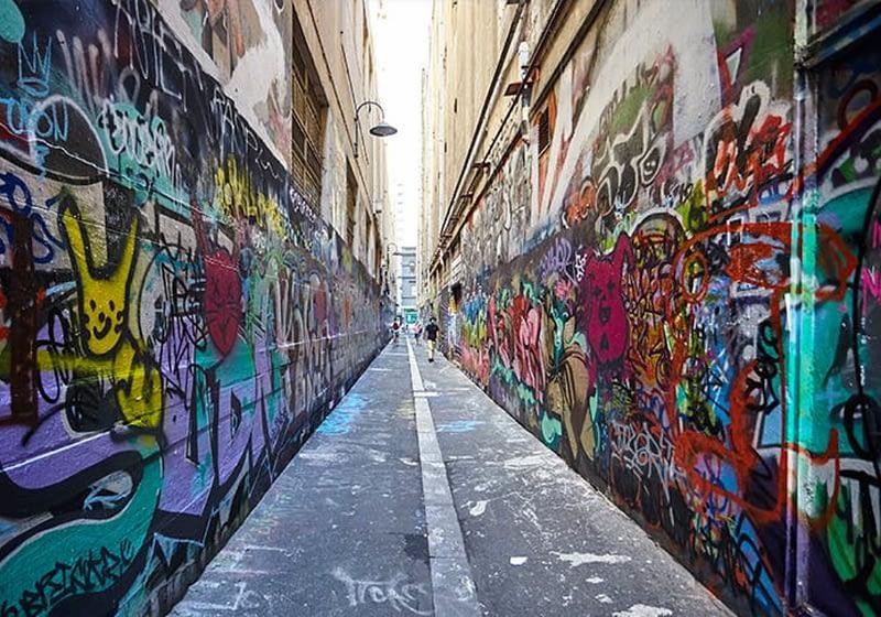 Explore Melbourne's Laneway Icons